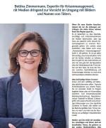 """BDZV Magazin, """"MUT ZUM VERZICHT"""", September 2016"""