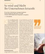 Magazin Blickpunkt KMU/blickpunktkmu.ch, November 2017